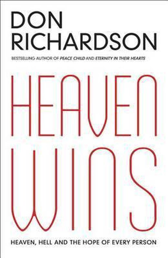 Boek cover Heaven Wins van Don Richardson (Paperback)