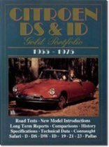 Citroen DS and ID Gold Portfolio, 1955-75