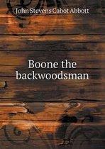 Boone the Backwoodsman