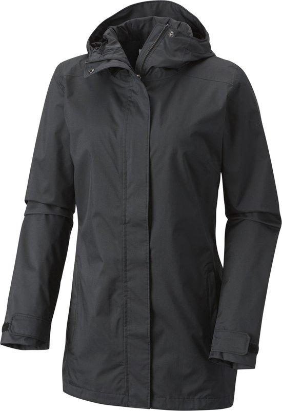 Columbia Pouring Adventure Ii Jacket Outdoorjas Dames - Black - Maat M
