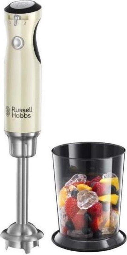 Russell Hobbs 25232-56 Retro Staafmixer - Creme