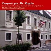 Fitzwilliam String Quartet - Composes Par M.Hayden