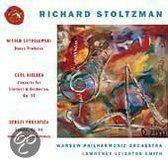Lutoslawski, Nielsen, Prokofiev / Stoltzman, Leighton Smith