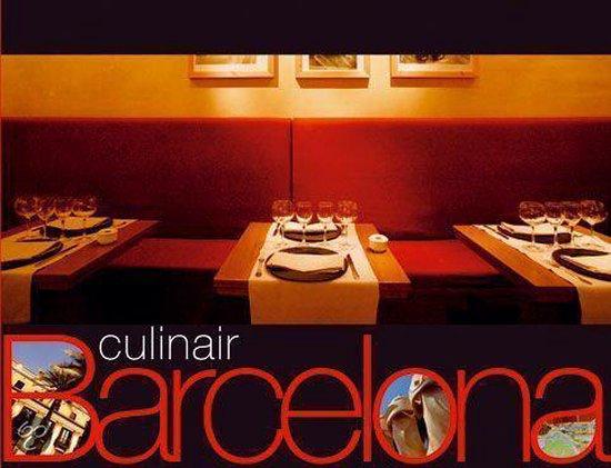 Boek cover Barcelona Culinair van Jean Pierre Vincken (Onbekend)