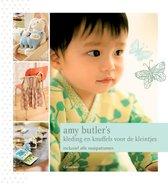 Amy butler's kleding en knuffels voor de kleintjes