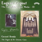 Complete Organ Works Vol3