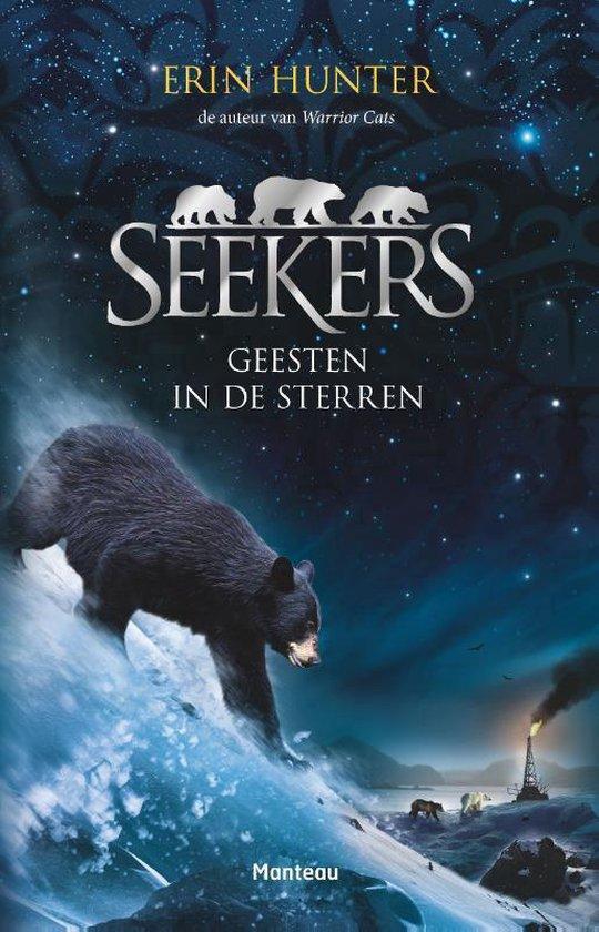 Seekers 0 - 06 Geesten in de sterren - Erin Hunter |