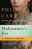 Boek cover Midsummers Eve van Philippa Carr