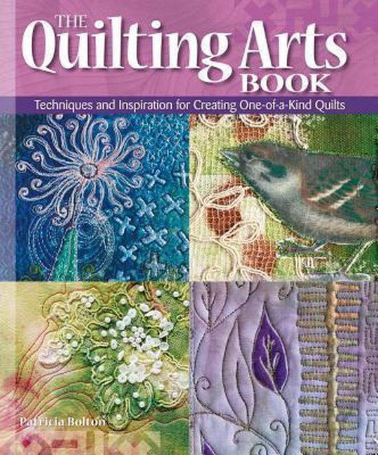 The Quilting Arts Book