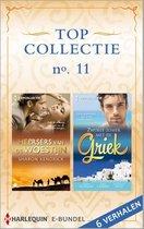 Topcollectie Bundel 11 - Topcollectie 11: Heersers van de woestijn ; Zwoele zomer met de Griek