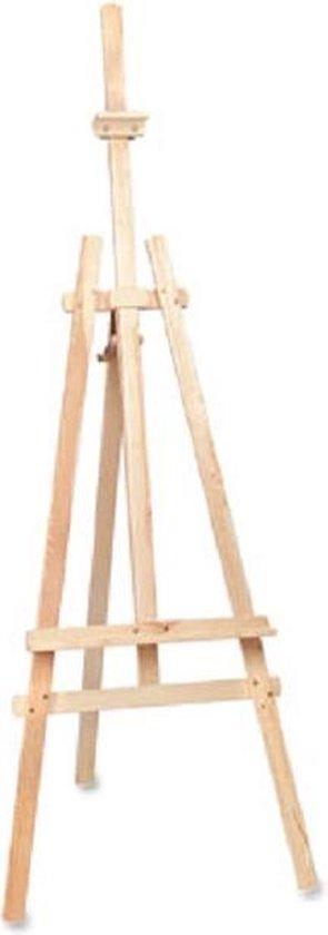 houten kinderezel 3-poot