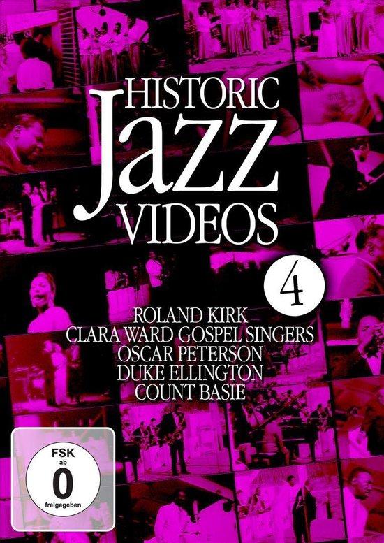 Historic Jazz Videos Vol. 4