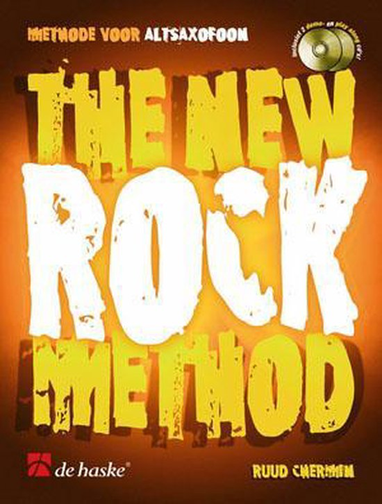 Saxophone The new rock method - R. Chermin |