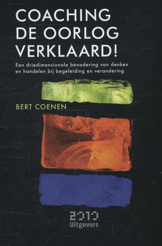 Coaching de oorlog verklaard - Bert Coenen | Fthsonline.com