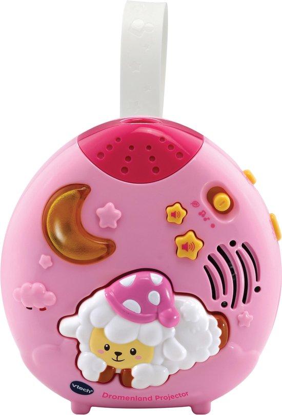 VTech Baby Dromenland Projector roze – Babyprojector