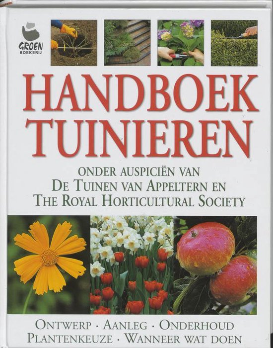 Handboek Tuinieren - D. Joyce |