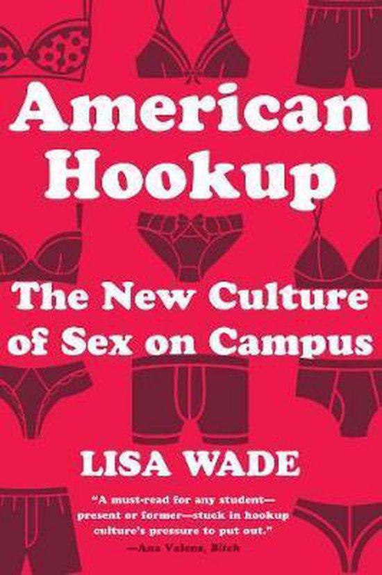 Boek cover American Hookup van Lisa Wade (Paperback)