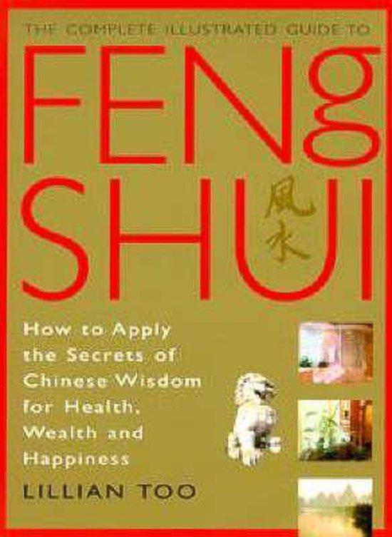 Boek cover Feng Shui (Complete Illustrated Guide) van Too (Paperback)