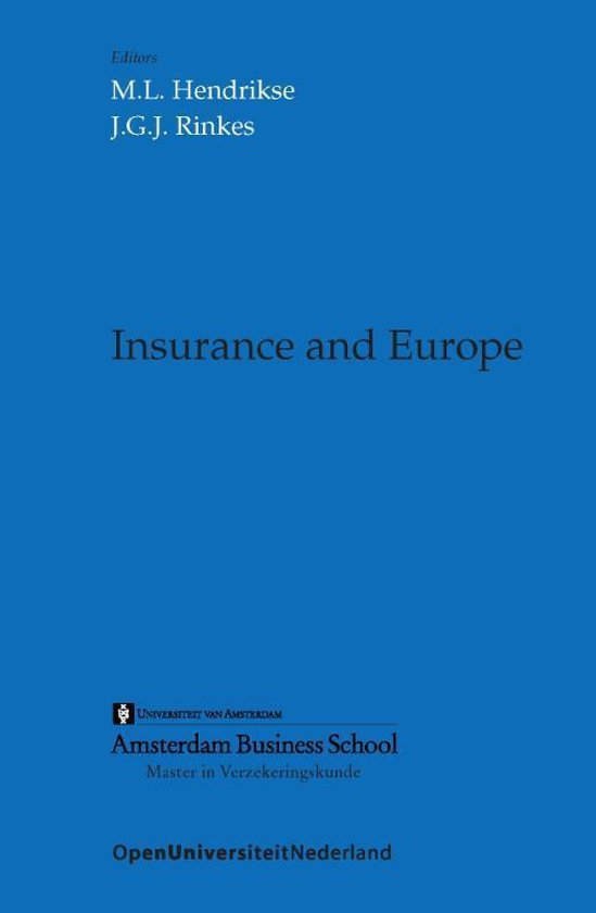 Insurance and Europe - none  