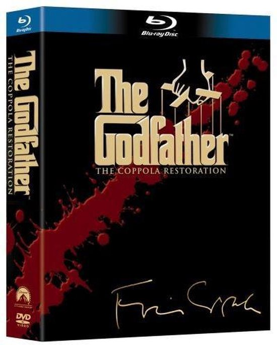 The Godfather Trilogy (The Coppola Restoration) (Blu-ray)