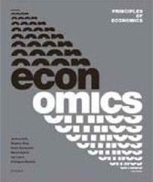 Boek cover Principles of Economics van Robin Stonecash