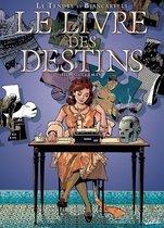 Boek cover Le livre des destins T03 van Franck Biancarelli