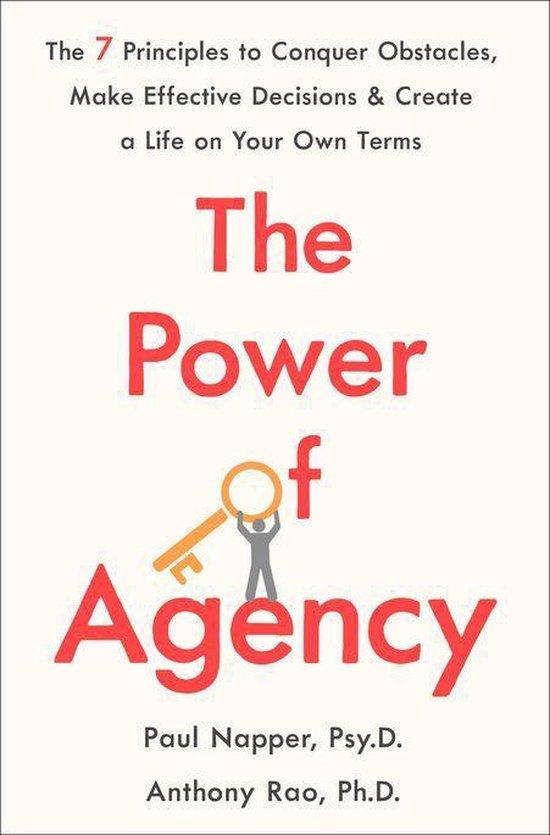 Boek cover The Power of Agency van Dr. Paul Napper (Onbekend)