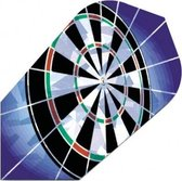 Harrows Darts Flights Hologram