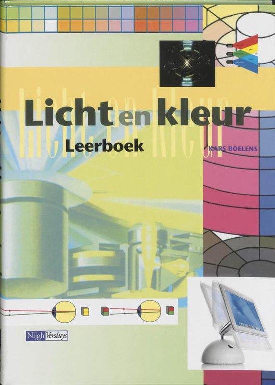 Licht en kleur / Leerboek - Kars Boelens pdf epub