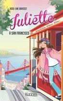 Omslag Juliette à San Francisco