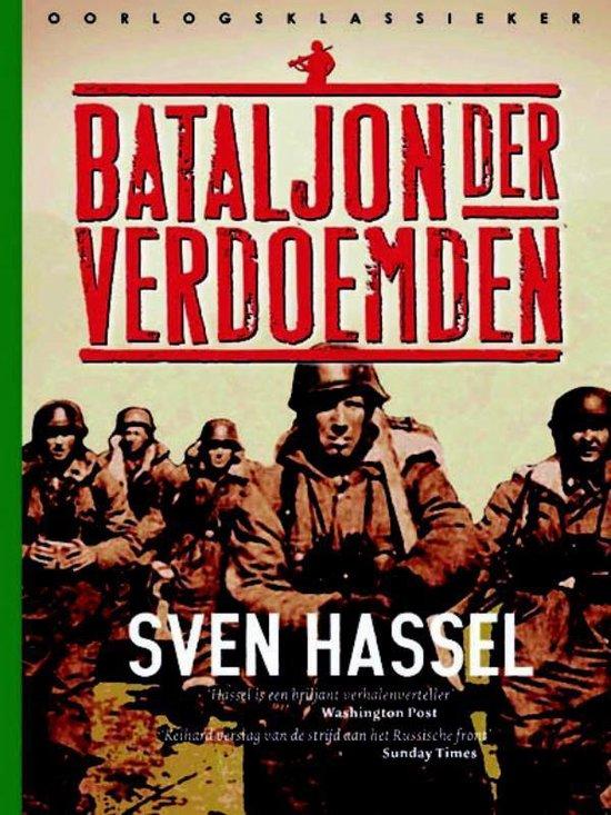 Bataljon der Verdoemden - Sven Hassel |