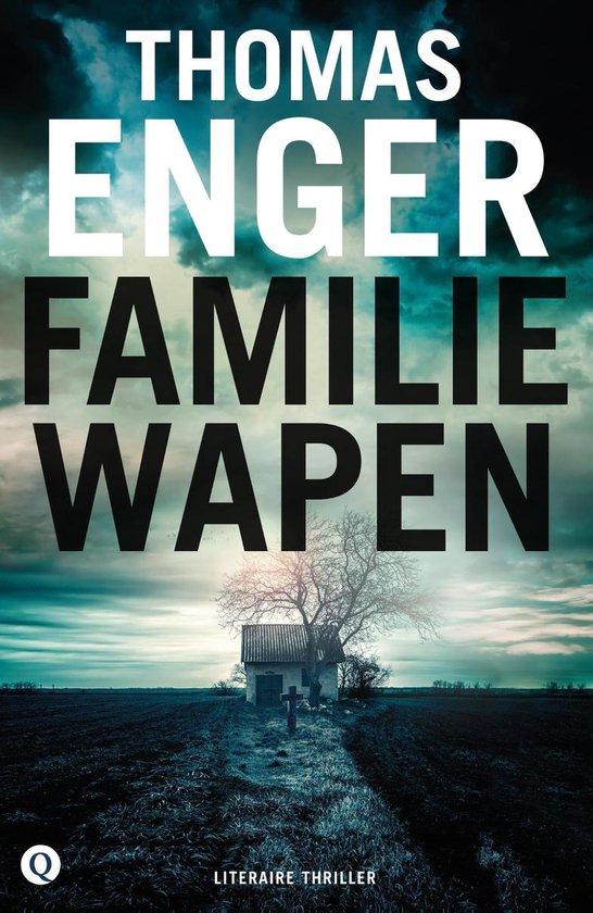 Boek cover Familiewapen van Thomas Enger (Onbekend)