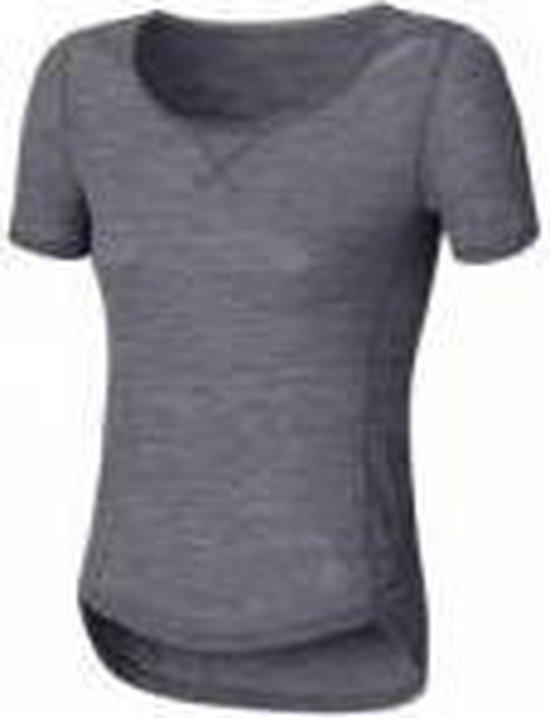 Odlo Revolution - Sportshirt - Dames - Grijs - Maat XL