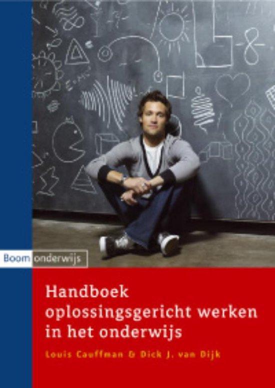 Handboek oplossingsgericht werken in het onderwijs - L. Cauffman |
