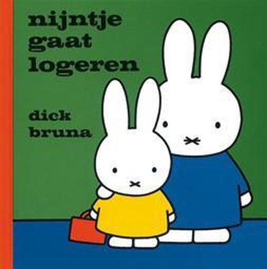Nijntje Gaat Logeren Cd - Dick Bruna |