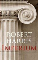 Boek cover Imperium van Robert Harris (Onbekend)