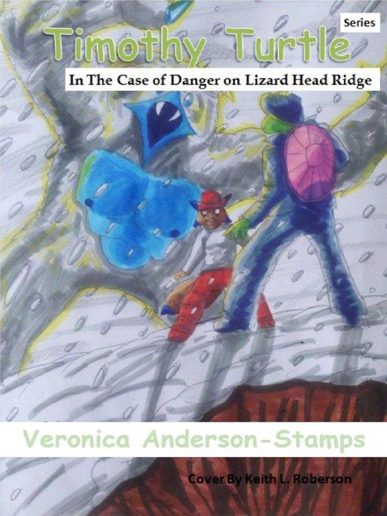 Timothy Turtle In the Case of Danger on Lizard Head Ridge
