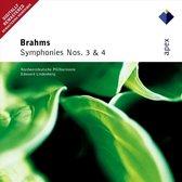 Brahms/Symps.3&4