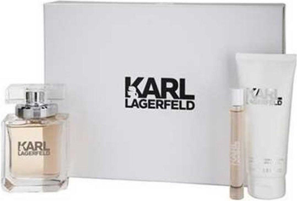 Karl Lagerfeld Karl Lagerfeld for Women Gift Set 3 st. - Karl Lagerfeld