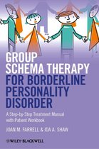 Boek cover Group Schema Therapy for Borderline Personality Disorder van Joan M. Farrell (Onbekend)