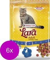 Lara Adult Urinary Care Kip - Kattenvoer - 6 x 350 g