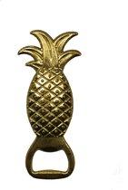 Gouden Palm Flesopener - Bieropener - Opener - Metaal