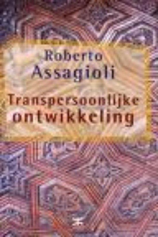 Transpersoonlijke ontwikkeling - Assagioli |