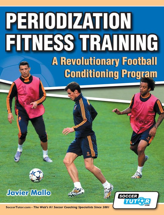Omslag van Periodization Fitness Training