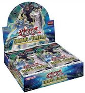 Yu-Gi-Oh! Shadows in Valhalla 24 pakjes boosters doos