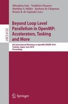 Beyond Loop Level Parallelism in OpenMP