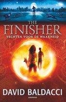 Boekomslag van 'The Finisher 1 - Vechten voor de waarheid'