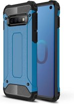 Mobigear Tough Armor Blauw Samsung Galaxy S10