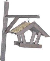 Lantaarnhuis - Grijs met stro dak