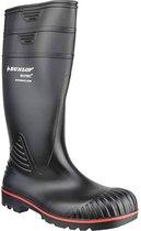 Dunlop Veiligheidsschoenen laarzen Acifort maat 43 zwart s5
